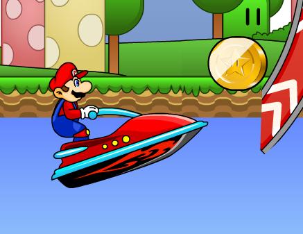 Play Mario Jet Ski