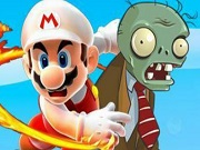 Play Mario Shoot Zombies