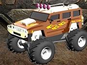 Play Monster Desert Race 3D
