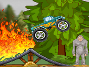 Play Monster Truck vs Forest