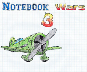 Play Notebook Wars 3