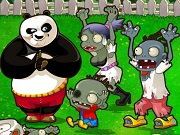 Play Panda VS Zombies