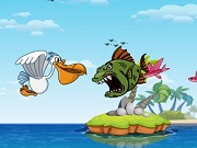 Play Pelican Fish Catch