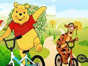 Play Pooh Friendly Race