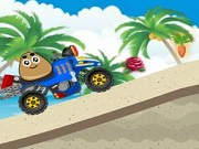 Play Pou Beach Rider