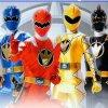 Jogo  Power Rangers fight training