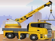Play Railroad Crane Parking 2