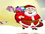 Play Santa Gifts Delivery Truck 2