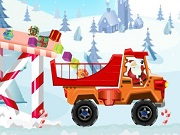 Play Santa Gifts Delivery Truck