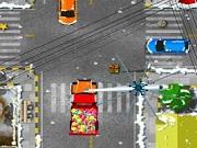 Play Santa Truck Parking Job