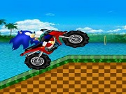 Play Sonic ATV Riding