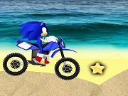 Play Sonic Beach Race