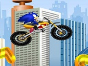 Play Sonic Crazy Riding