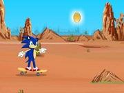 Play Sonic Skating