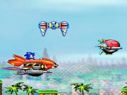 Play Sonic Sky Impact