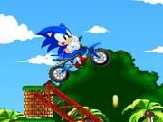 Play Sonic Xtreme Bike