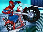 Play Spiderman Riding