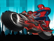 Play Spiderman Super Bike