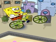 Play SpongeBob BMX Ride