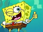 Play Spongebob Pizza Toss