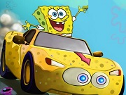 Play SpongeBob SpeedCar Racing