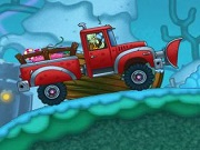 Play Spongebobs Snow Plow