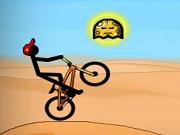 Play Stickman Freestyle BMX