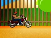 Play Stunt Biker: Behind the Scene