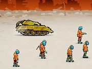 Play Tank Rage In Zombie City