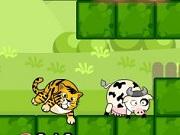 Play Tiger Eats Cow