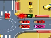 Play Toy Cars Traffic Control