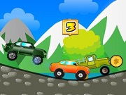 Play Village Car Race
