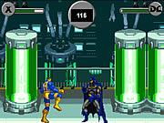 Play X-Men vs Justice League