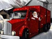 Play Xmas Truck Parking
